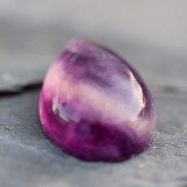 Cabochão Fluorite