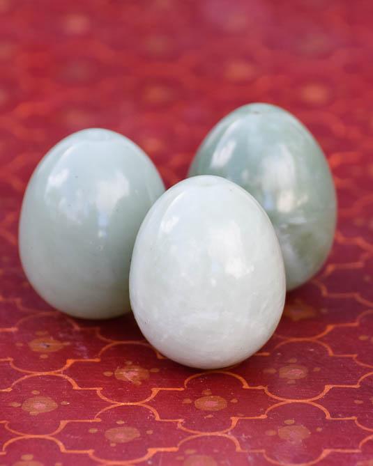 Ovos Yoni de Jade